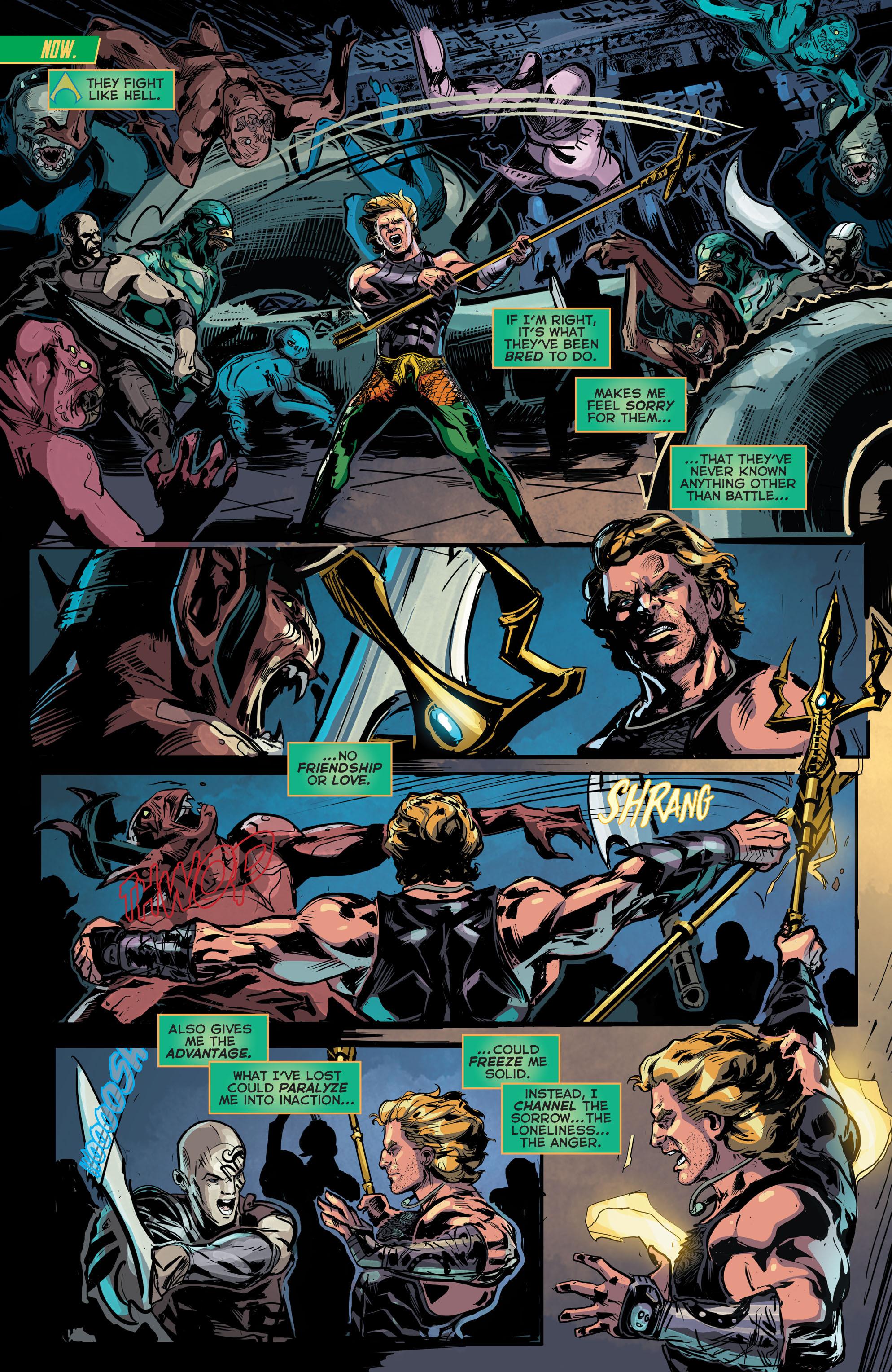 Read online Aquaman (2011) comic -  Issue #41 - 12