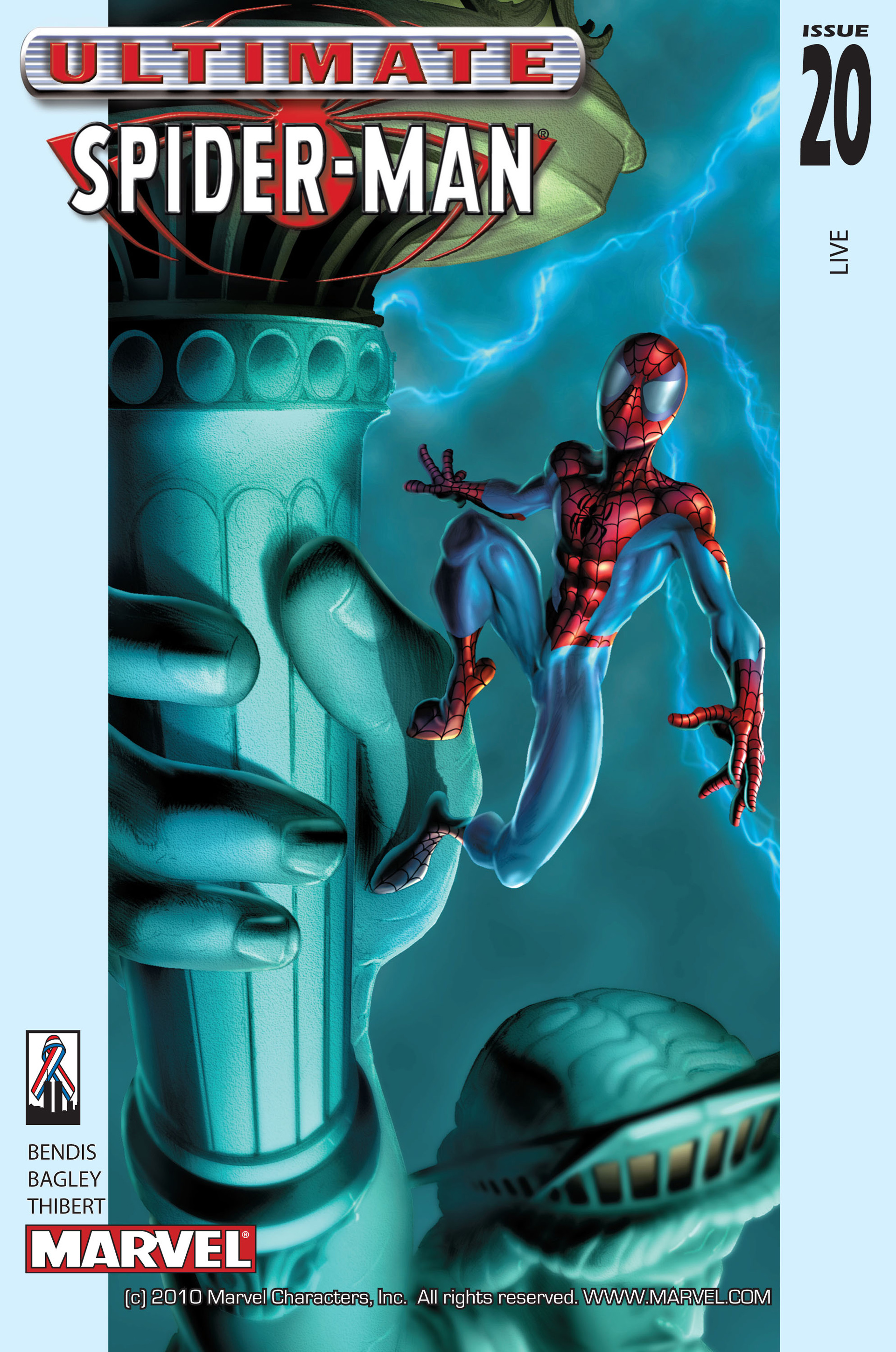 Ultimate Spider-Man (2000) 20 Page 1