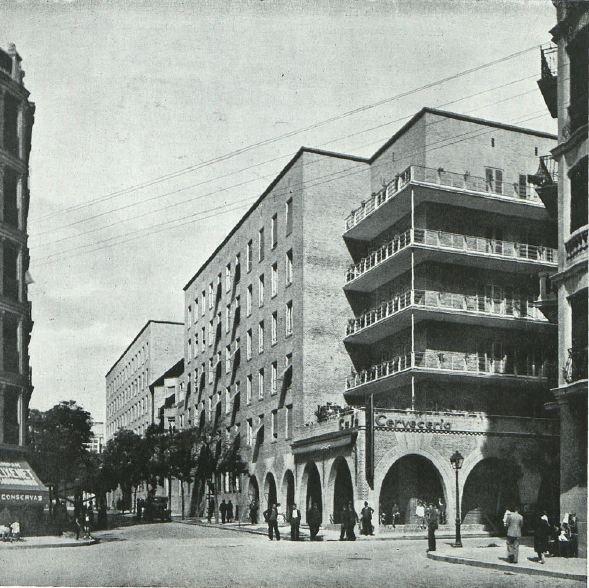 Antiguos cafs de Madrid y otras cosas de la Villa EL CAF DE LA CASA DE LAS FLORES