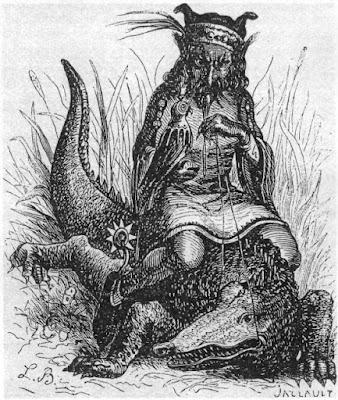 agares, daemon, goetia, demonologia, ocultismo, blog mortalha