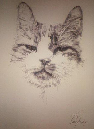 Picture of Smudge by Penny Howie
