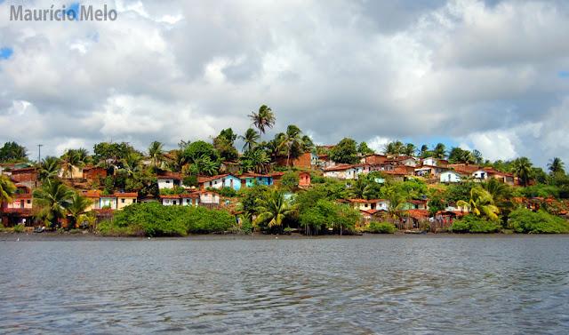 Rio Sanhauá: onde a Paraíba começou (crédito: Maurício Melo)
