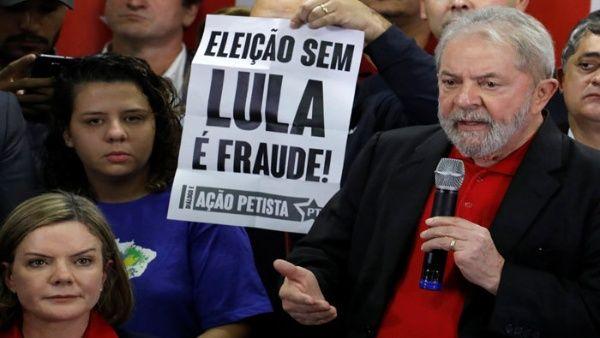 Fallo definitivo contra Lula se sabrá antes de elecciones 2018