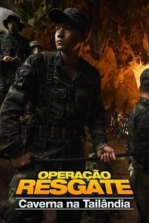 Operação Resgate - Caverna na Tailândia Torrent Download TV  720p