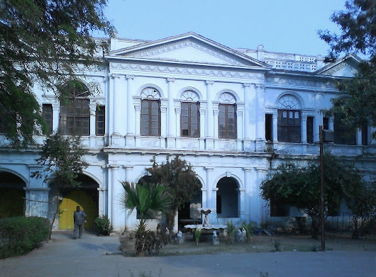 Heist in the Purani Haveli (Old residence)
