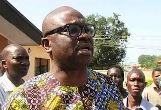 Fayose  yace  sojijin  Nigerians  karya sukayi  bawani  yan  Boko Haram  da  suke  kashe  ko  Mai  yasa  ya  fadi  haka?!!