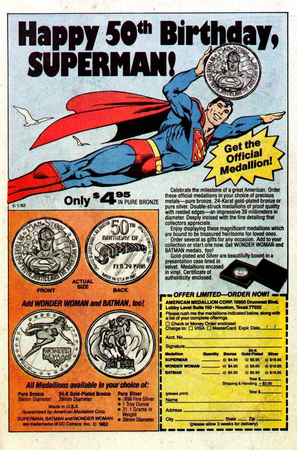 Read online Secret Origins (1986) comic -  Issue #22 - 42