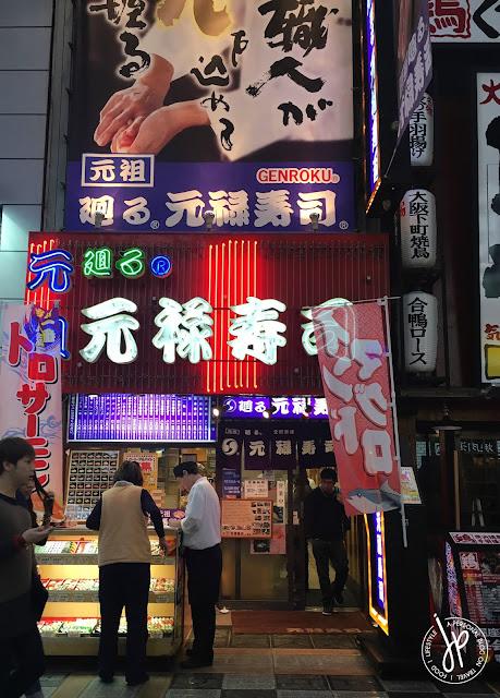 Genroku Sushi - Sennichimae