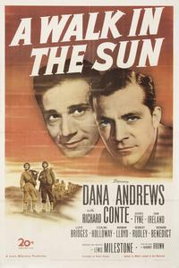 Watch A Walk in the Sun Online Free in HD