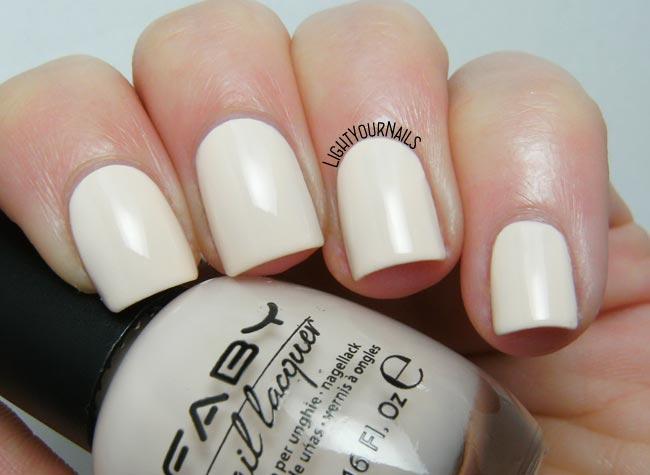 Smalto Faby Prosecco nail polish