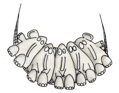 Partitura de Un Elefante se Balanceaba para Piano Fácil, arreglo sencillo