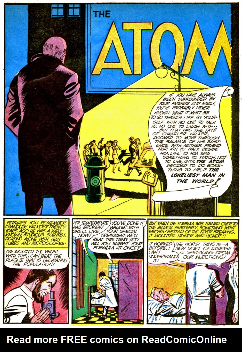 Read online All-American Comics (1939) comic -  Issue #52 - 19