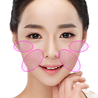 Most Advanced Face Lifting, Wonjin 3D Tight Lifting