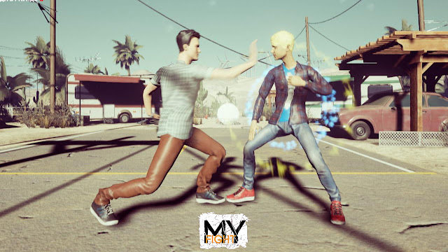 Tải Game MY FIGHT (MY FIGHT Free Download)