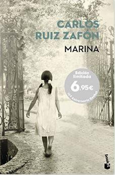 Marina, de Carlos Ruiz Zafón