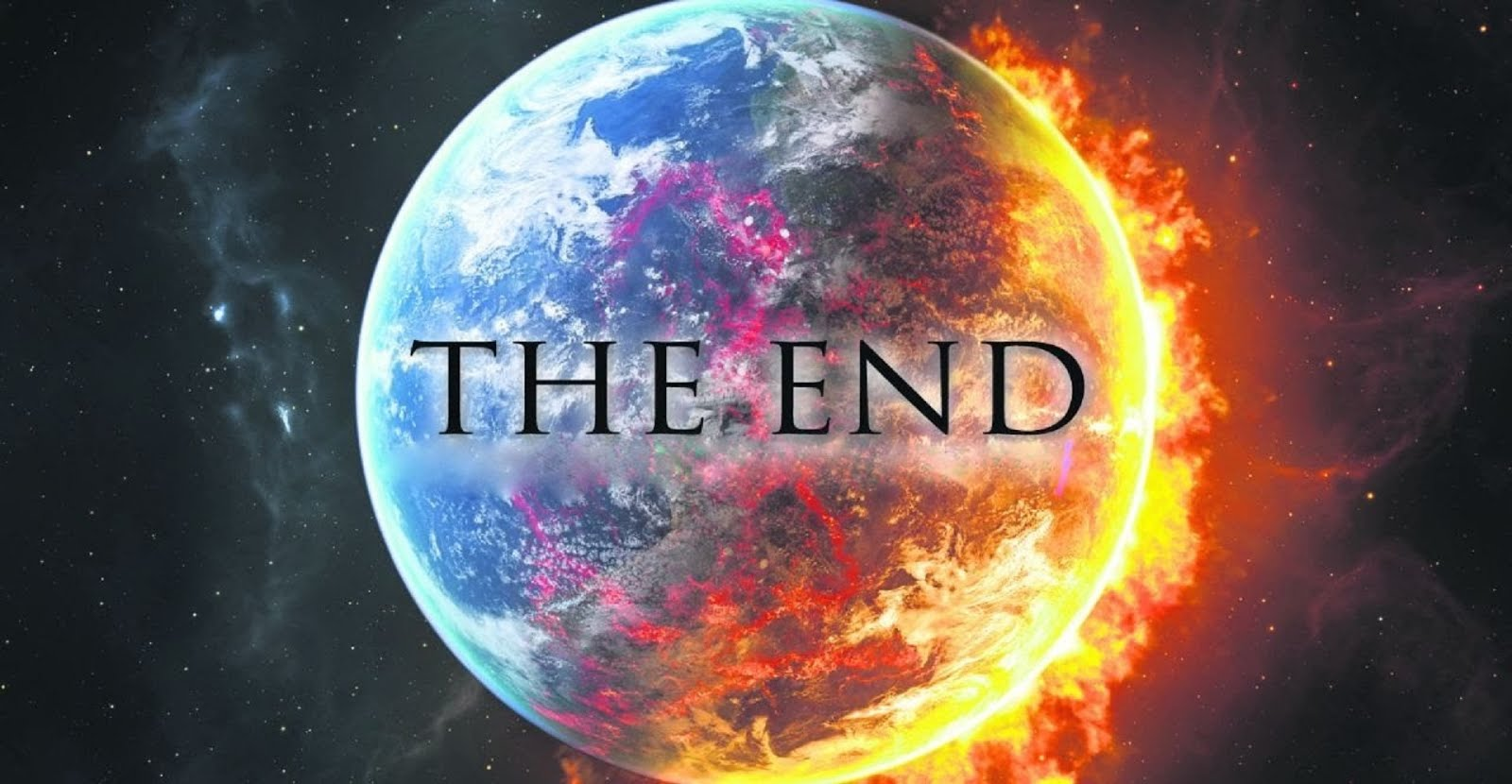 THE END - OF THE WORLD