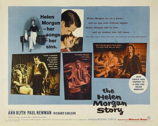 """The Helen Morgan Story"" (1957)"
