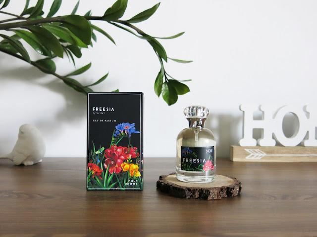 NOU | Freesia | Woda perfumowana dla kobiet.