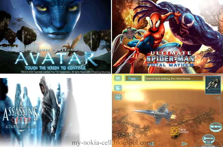free download hd games for nokia n8 belle
