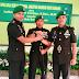 Sertijab Dandim 0605/Subang Letkol Inf. Fikri Ferdian Kepada Letkol Arh Edi Maryono