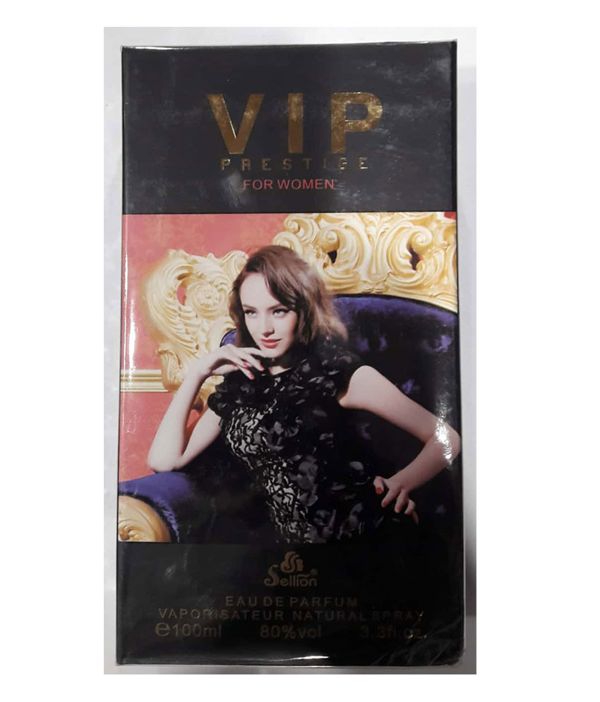 VIP Prestige For Women Sellion Perfume 100 ML