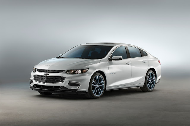 Chevrolet Reveals Blue Line Concept Vehicles Before SEMA Show