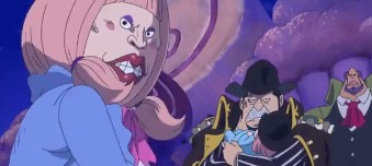 One Piece Episodio 874
