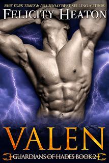 Valen by Felicity Heaton