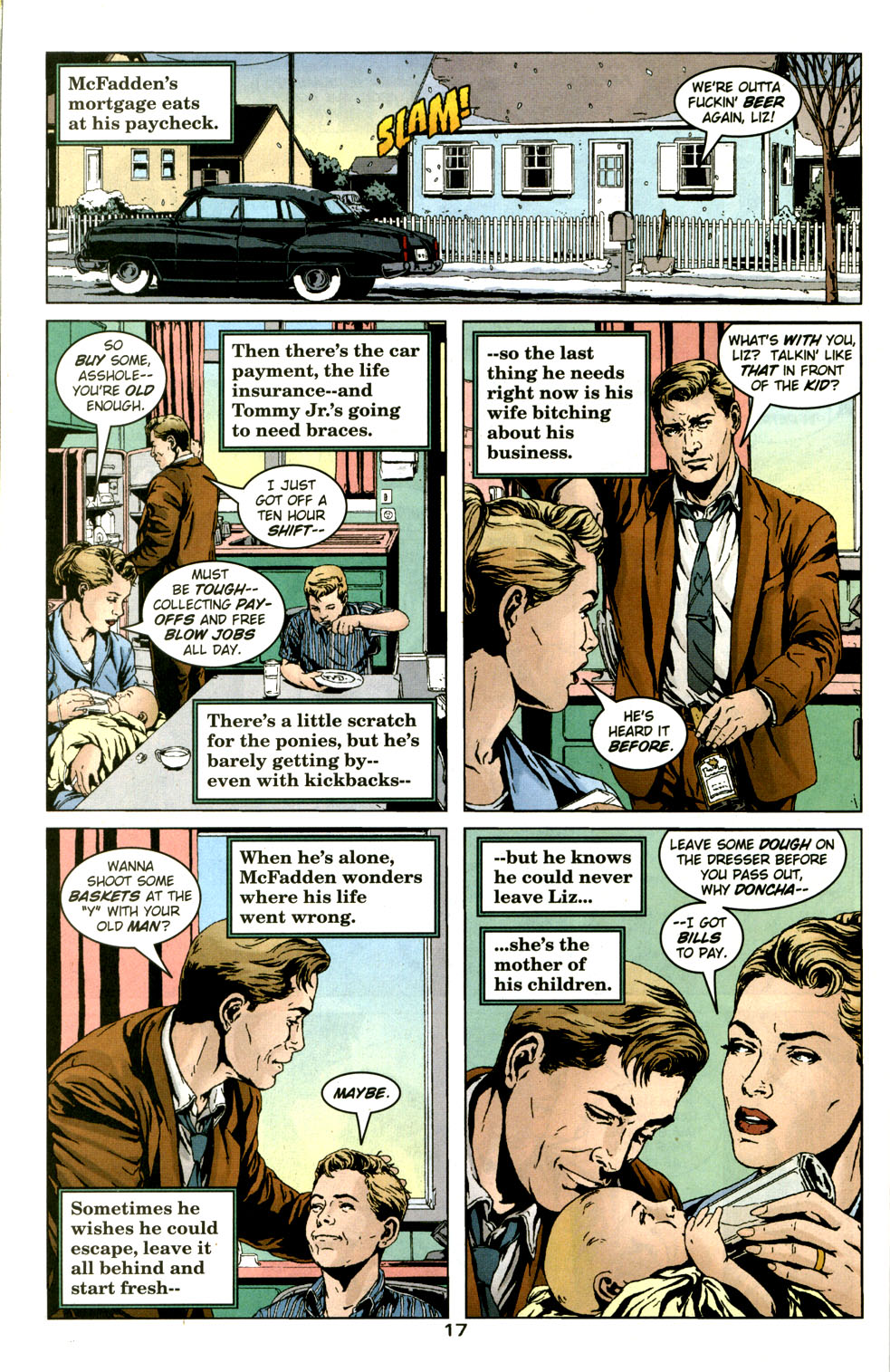 Read online American Century comic -  Issue #17 - 18