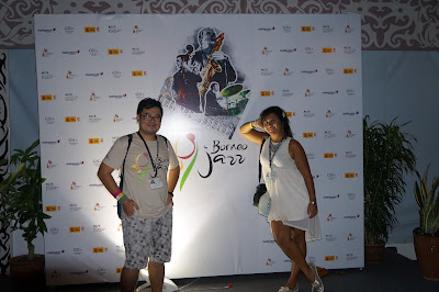 Photo booth Borneo Jazz Festival