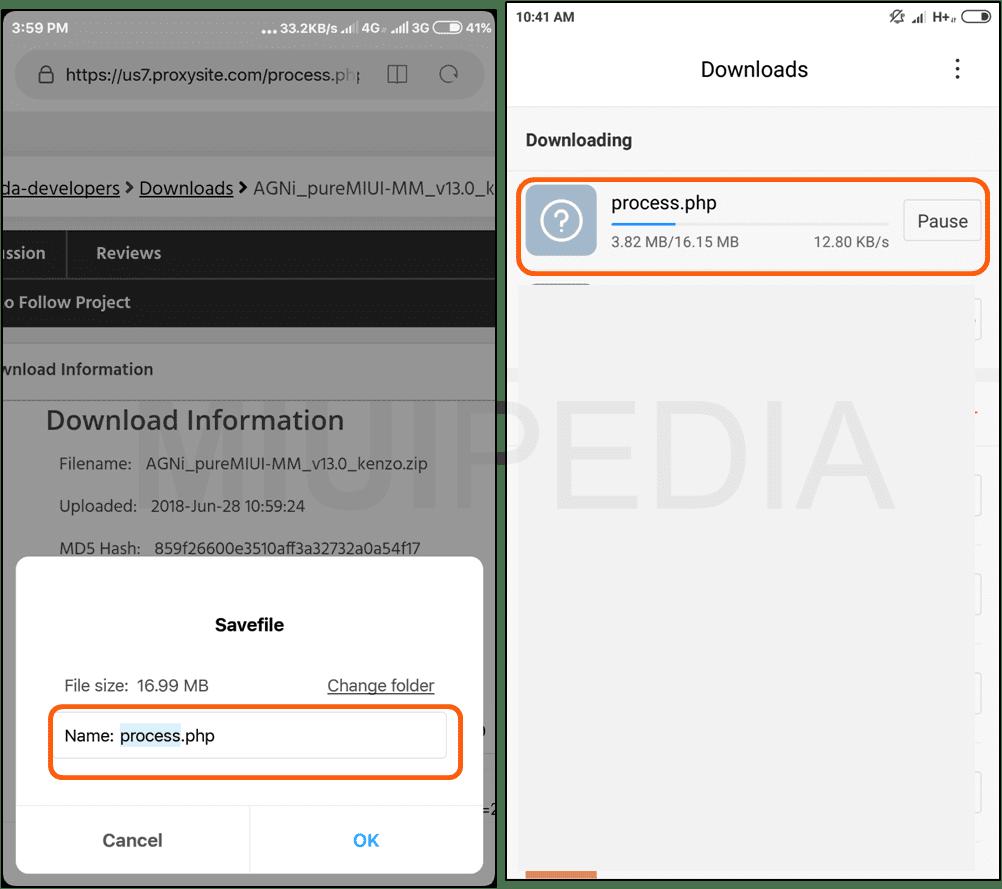 Cara Mengatasi Error Code 410 Gone saat Download di situs XDA