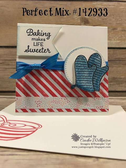 Just Sponge It: Perfect Mix Thank You Cards