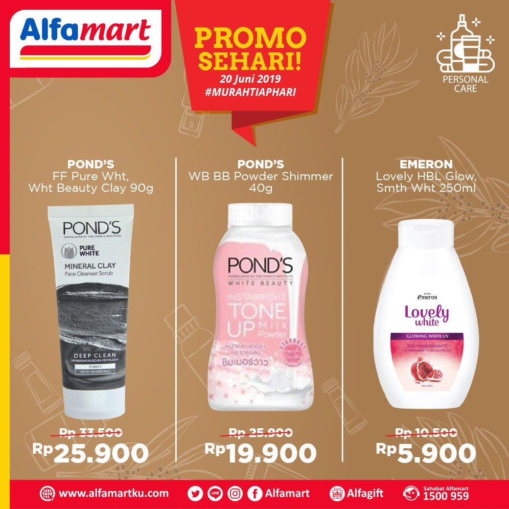 Katalog Promo Alfamart Terbaru Promo Sehari Periode 20 Juni 2019
