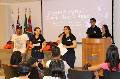 Alunos do Senac Registro-SP apresentam resultados de projeto para estimular à cidadania
