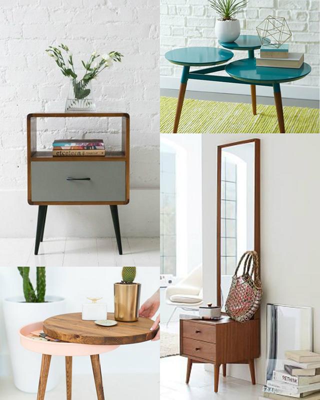Combinar muebles vintage con minimalismo mvesblog for Muebles estilo vintage online