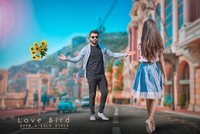 Picsart Love Bird Photo Manipulation Picsart Tutorial
