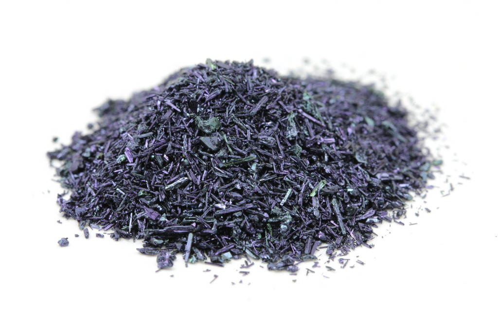 potassium permanganate As a survival substance, potassium permanganate is arguably one of the most beneficial the 4 oxygen atoms in the compound are the key to its action and its applicability in survival.