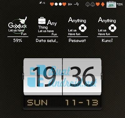Tutorial Cara Mengganti Logo Operator Yang Unik di Android