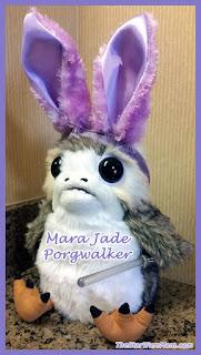 Mara Jade Porgwalker - Star Wars Porg by The Star Wars Mom