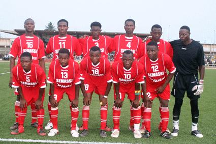 Resultado de imagem para AC Semassi FC