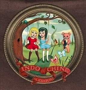 Alice & June - Edición Limitada 2 CDs - Indochine (semi nuevo)