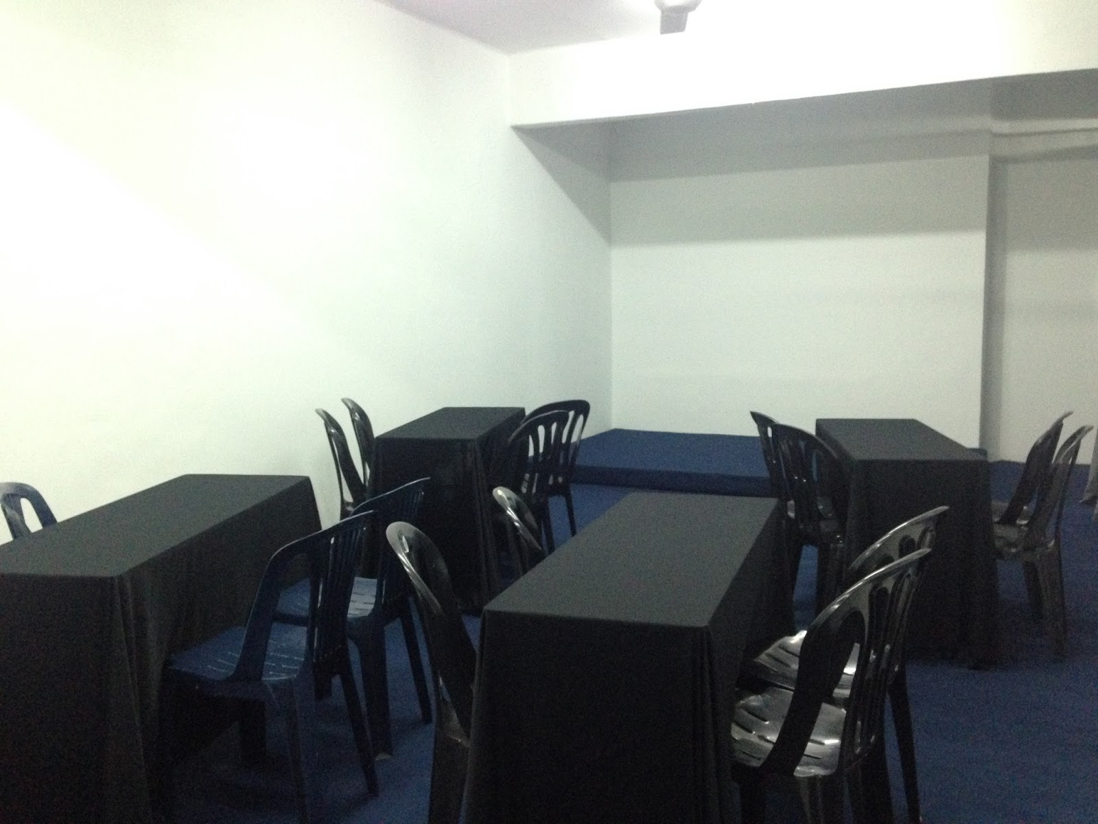 Training Room in KL