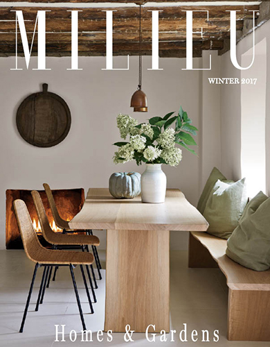 image result for cover Milieu magazine winter 2017