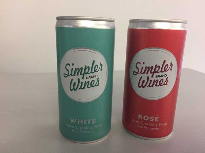 Trader Joe's Simpler Italian Sparkling Wines — worth $1 a can?