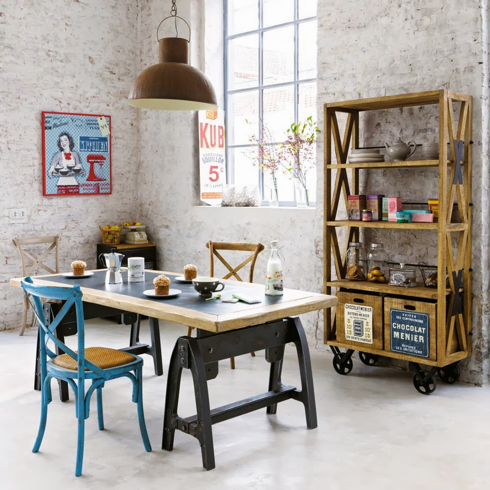 mesa industrial
