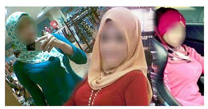 Maraknya Jilboobs di Kalangan Remaja Muslim