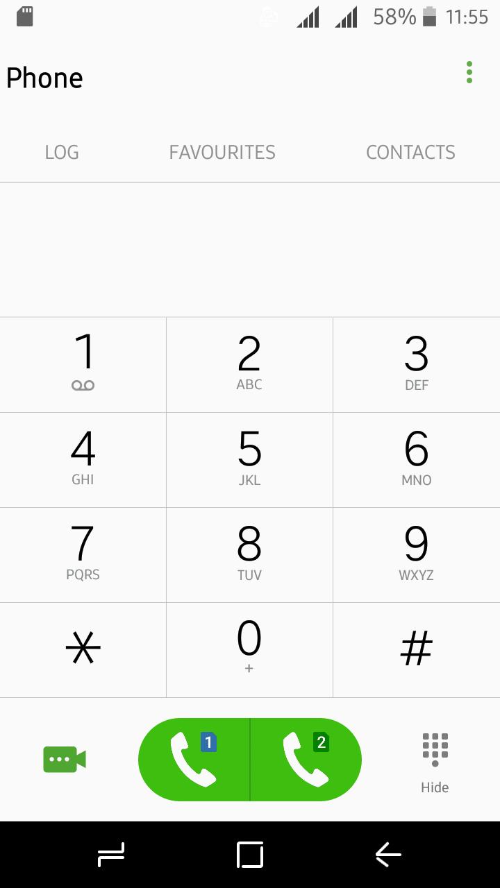MT6580]Samsung Galaxy S8 - Firefly Mobile Aurii Secret Lite