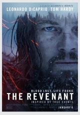 """Carátula del DVD: """"El renacido"""""""