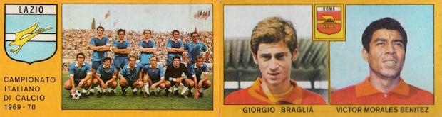 Figurina-Sticker CALCIATORI PANINI 1968-69 Rec CIPOLLINI-CANTAGALLO SPAL