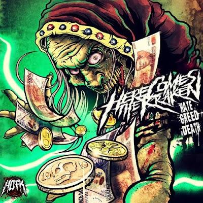 Discografía de Here Comes The Kraken (MEGA)
